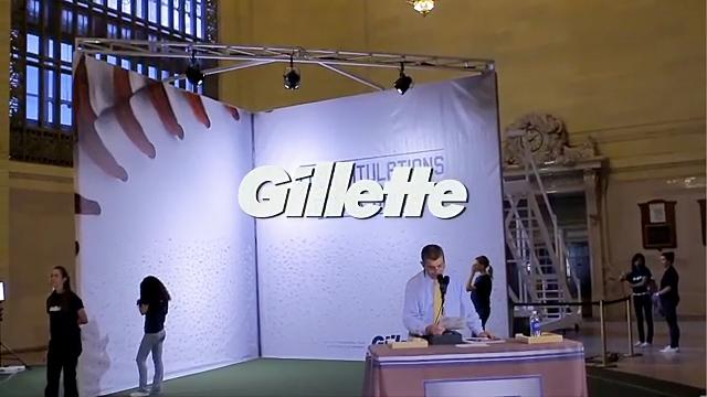 Gillette - Jeter